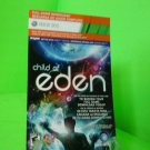 CHILD OF EDEN - FULL GAME DOWNLOAD CARD - EMAIL DELIVERY AVAILABLE XBOX 360