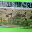 Monogram Panzerspahwagen German Reconnaisance Vehicle 1/32 scale model kit 7856