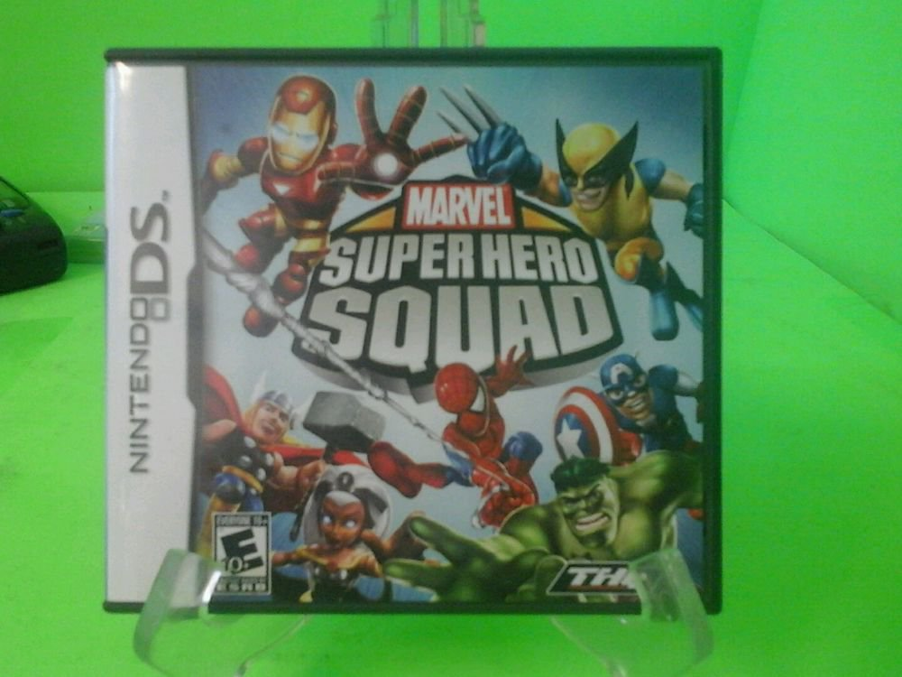 Marvel Super Hero Squad  (Nintendo DS, 2009)