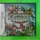 Marvel Super Hero Squad  (Nintendo DS, 2009)