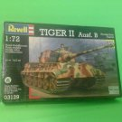 Revell~Tiger II Ausf. B 1:72 Model Kit #03138
