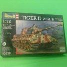 Revell~Tiger II Ausf. B 1:72 Model Kit #03138