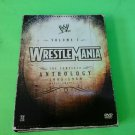 WWE Wrestlemania - The Complete Anthology, Vol. 1 - 1985-1989 (I-V), Good DVD, H