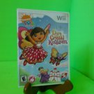 Dora the Explorer: Dora Saves the Crystal Kingdom  ( Nintendo Wii , 2009 )