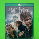 Harry Potter and the Deathly Hallows: Part I (Blu-ray/DVD, 2011, 3-Disc Set