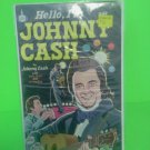 HELLO I'M JOHNNY CASH by Johnny Cash Religious Comic Book