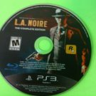 L.A. Noire: The Complete Edition (Sony Playstation 3) *Used - Disc Only*