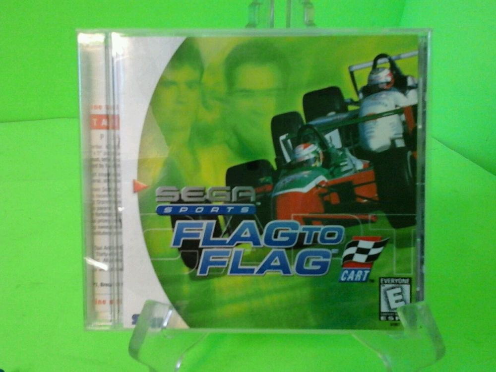 Flag to Flag - Sega Dreamcast  1999