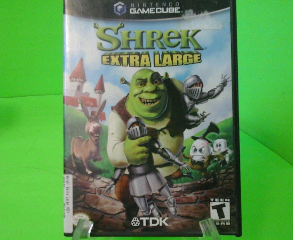 Shrek: Extra Large for Nintendo GameCube - Complete