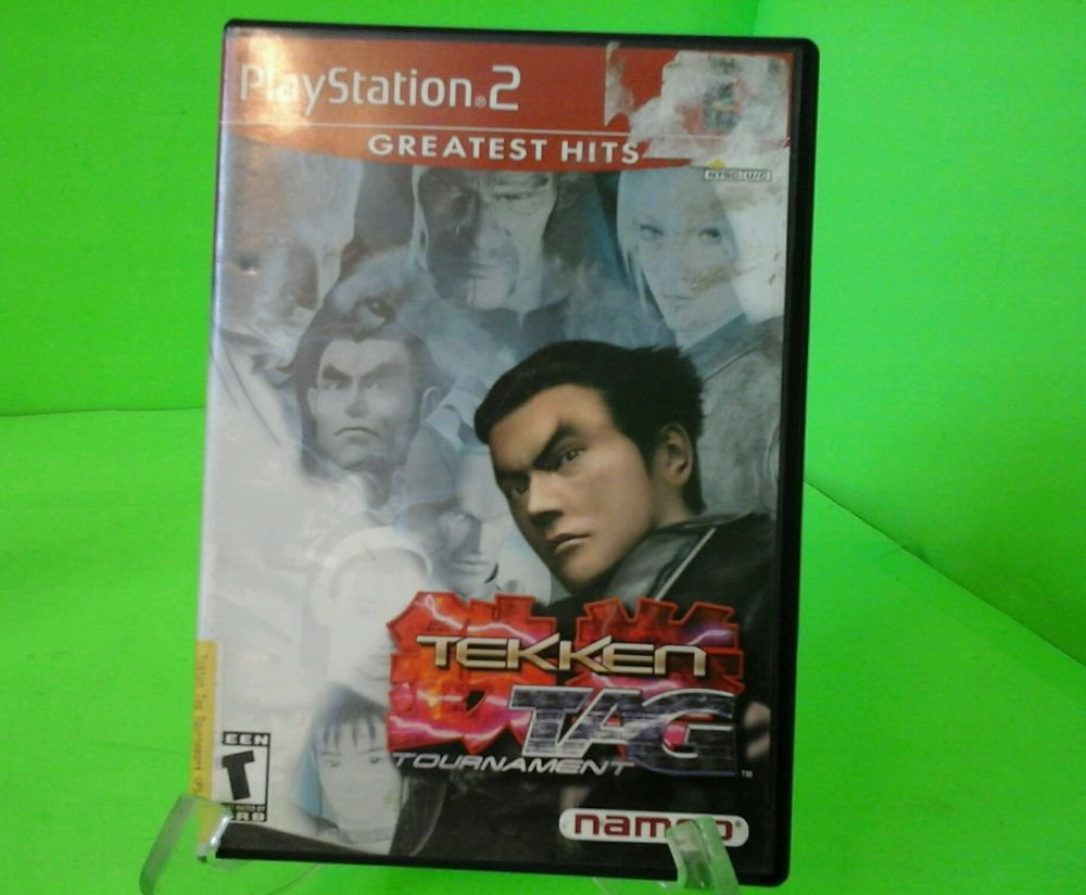 Tekken Tag Tournament [Greatest Hits]  (Sony PlayStation 2, 2002)