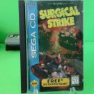 Surgical Strike for Sega CD, 1993, Complete with Manual