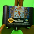 The Adventures of Rocky and Bullwinkle and Friends (Sega Genesis, 1993)