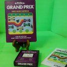 GRAND PRIX Atari 2600 (1982) - Complete CIB Tested & works