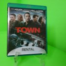 The Town (Blu-ray, 2010,) FAST FREE SHIPPING