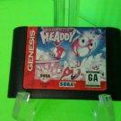 Dynamite Headdy  (Sega Genesis, 1994) Cartridge Only FAST FREE SHIPPING