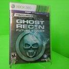 Tom Clancy's Ghost Recon: Future Soldier Signature Editio - Xbox 360 - Complete
