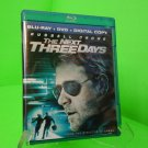 The Next Three Days (Blu-ray, 2011) FAST FREE SHIPPING