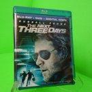 The Next Three Days (Blu-ray, 2011) FAST FREE SHIPPING