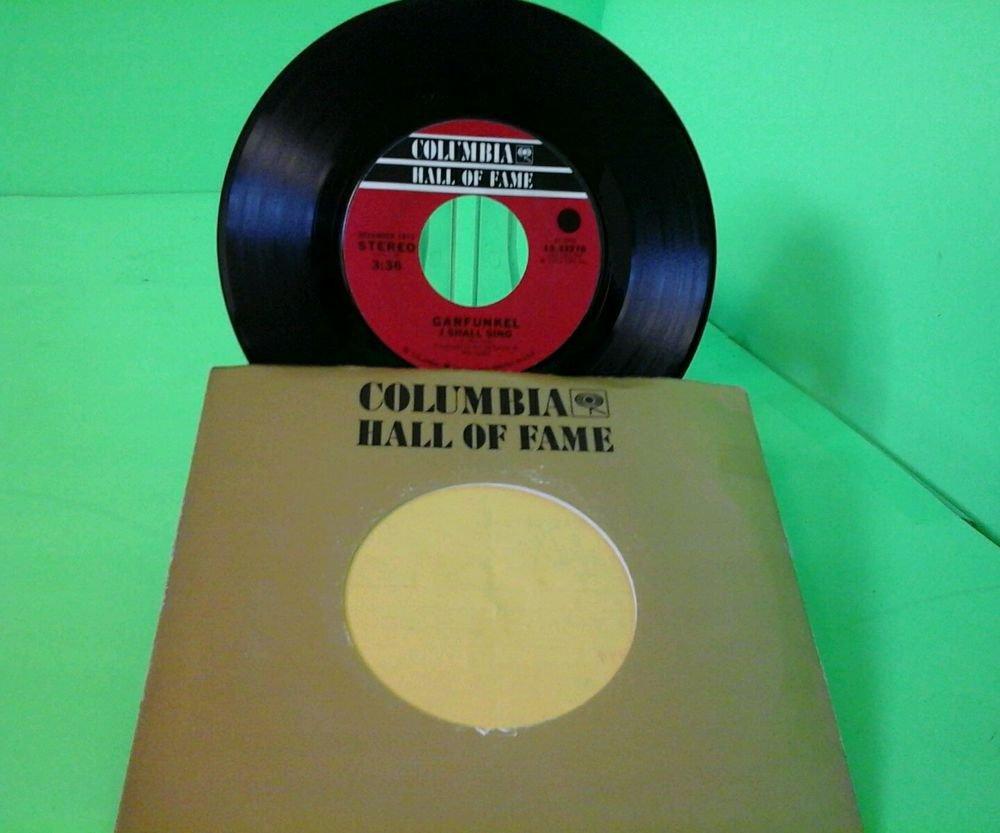 SIMON & GARFUNKEL Baby Driver / The Boxer COLUMBIA HALL OF FAME RECORDS  45