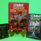 Combat (Atari 2600) COMPLETE in BOX FAST FREE SHIPPING