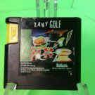 +++ ZANY GOLF Sega Genesis Game Cart! +++