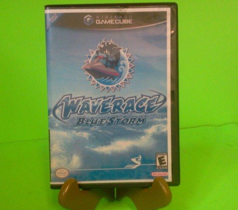 Wave Race: Blue Storm (Nintendo GameCube, 2001) fast, free shipping