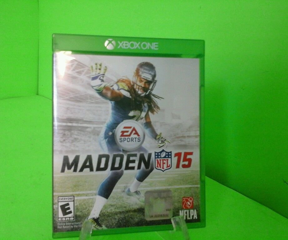 Madden NFL 15  (Microsoft Xbox One, 2014), Fast  FREE SHIPPING!