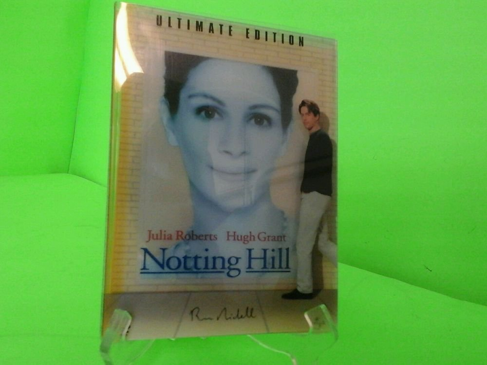 Notting Hill (DVD, 1999, Ultimate  Edition; Widescreen) FAST FREE SHIPPING