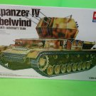1/35 ACADEMY #13236 FLAKPANZER IV WIRBELWIND GERMAN ANTI AIRCRAFT TANK N SEALED