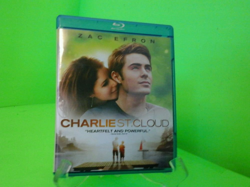 Charlie St. Cloud (Blu-ray Disc, 2010) FAST FREE SHIPPING