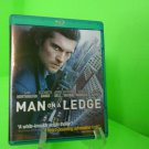 Man on a Ledge (Blu-ray Disc, ) FAST FREE SHIPPING