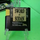 Sega Genesis Sword of Sodan - Working Game Cartridge Only RPG Adventure Games
