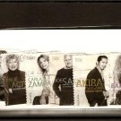recent 2005 Australia fashion designers stamp set