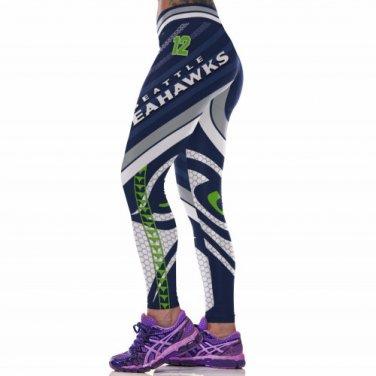 Seattle Seahawks  Womens Leggings