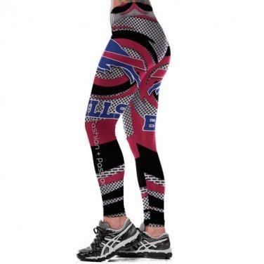 Buffalo Bills Womens Leggings Fitness Gym 2017