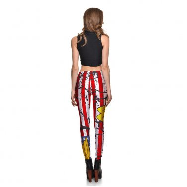 Just Arrived  New Wonder Woman Leggings and Stretch Workout Leggings