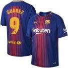Barcelona Home Suárez Jersey 2017 / 2018