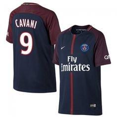 Cavani #9 Paris-Saint Germain Stadium Jersey