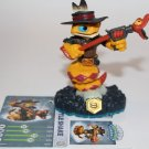 Skylanders Swap Force Rattle Shake Loose Figure w/card/sticker/web code NEW