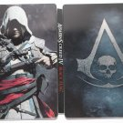 Xbox 360 Assassin's Creed IV: Black Flag LIMITED EDITION (G1) STEELBOOK CASE