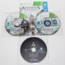 Xbox 360 Assassin's Creed IV: Black Flag GAME+SOUNDTRACK+MANUAL MINT LIKE NEW!