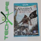 Wii U Assassin's Creed IV 4 : Black Flag NEW FACTORY SEALED - US Version