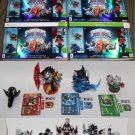 SKYLANDERS Swap Force Trap Team Dark Edition YOU PICK Starter packs & Figures