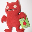 UGLY DOLL Gund Red Orange Burnt Orange Rare Hard to Find Ice Bat NEW with tags