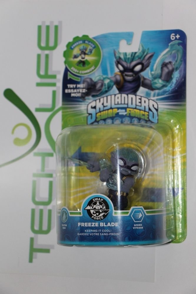 Skylanders Swap Force Freeze Blade NEW FACTORY SEALED SHIPS SAME BUSINESS DAY!