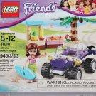 Lego Friends Olivia's Beach Buggy 94 Piece Box Set 41010 Ships Same Day NEW
