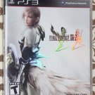PlayStation 3 PS3 FINAL FANTASY XIII-2 NEW Sealed Ships Same Day! Black Label