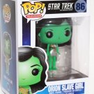 Funko Pop Star Trek ORION SLAVE GIRL 86 Vinyl Figure BUY 2 Get 1 50% OFF NEW!