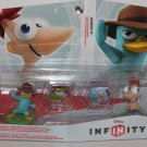 Disney Infinity 1.0 Phineas and Ferb Agent P Playset Ships Same Day New Sealed!