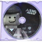 The Lego Movie DVD ONLY W/ JEWEL CASE NEW/UNUSED SHIPS SAME DAY